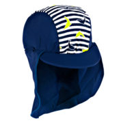 A – DHN Baby hat Dolphin navy