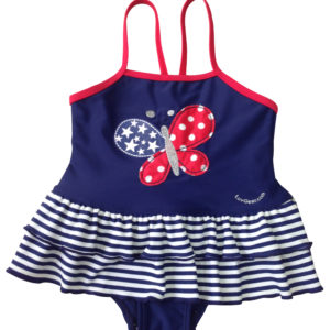 AG 131 Butterfly swimsuit