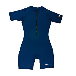 AS Adult sunsuit navy