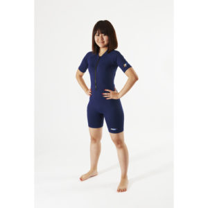 ADULT SHORTY SUNSUIT