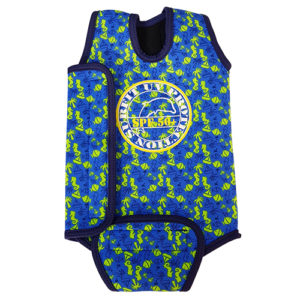 BWBB baby wrap beach blue
