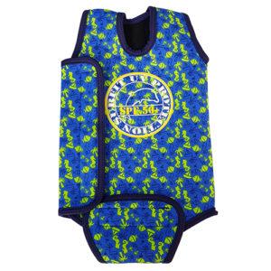 BWBB baby wrap beach blue