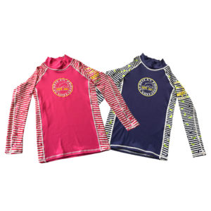 M - LSTPD Long sleeved dolphin pink top