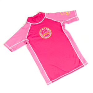 PSS Short sleeve top pink