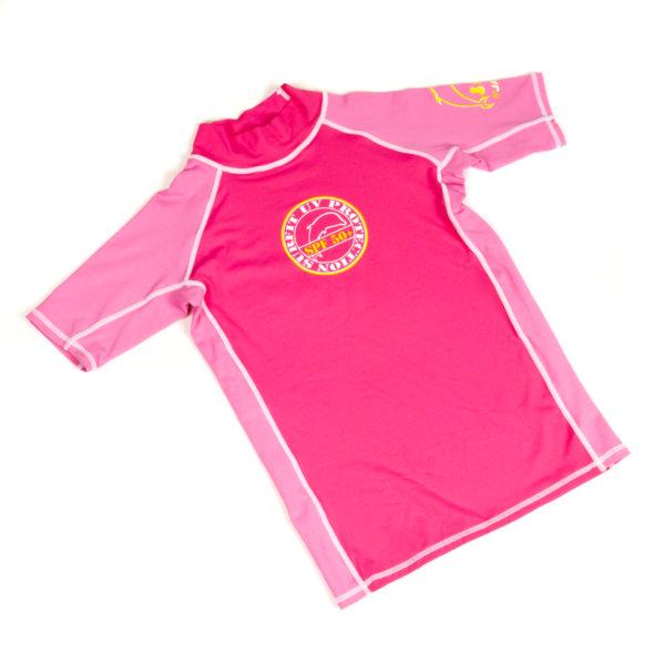 PSS Short sleeve top pink