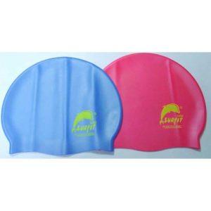RO Silicone swim cap