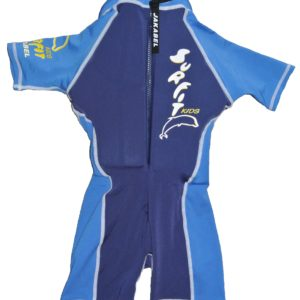 SFB NEW Swimsafe floatsuit navy&royal back