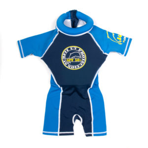 SFB Swimsafe floatsuit navy & royal