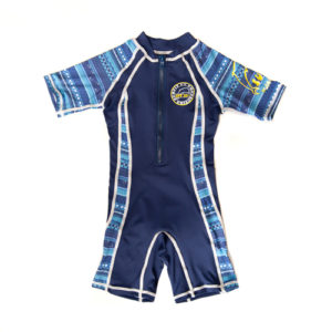SSAB Shorty sunsuit Aztec blue
