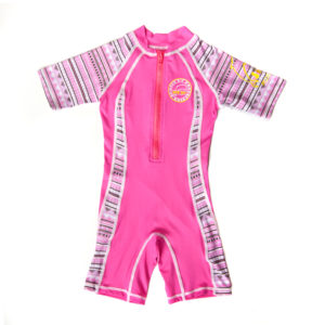SSAP Shorty sunsuit Aztec Pink