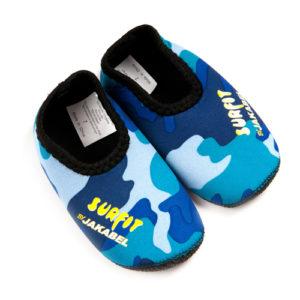 SSB Swim shoes blue camou