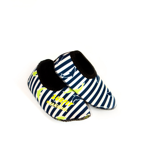 SSDN Dolphin stripe shoes navy