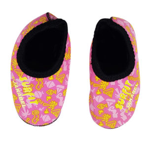 SSHBP swim shoes beach pink