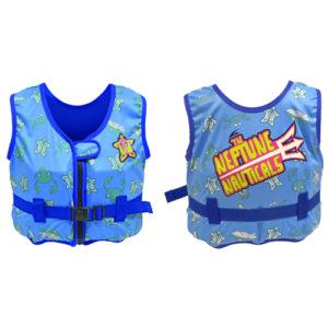SVB Neptune Vest Blue 500