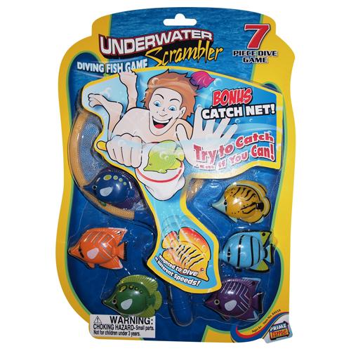 z underwater scrambler